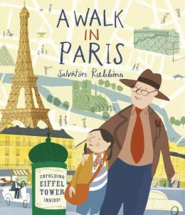 Salvatore Rubbino - A Walk in Paris