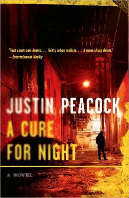 Peacock, Justin - A Cure for Night