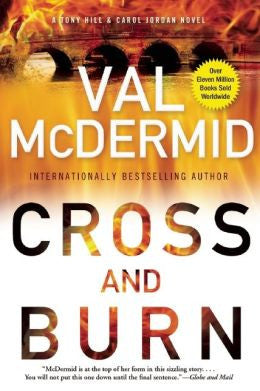 McDermid, Val, Cross and Burn