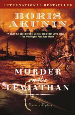 Akunin, Boris - Murder on the Leviathan