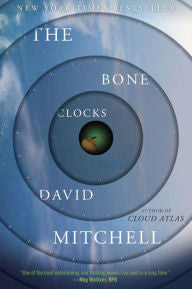 Mitchell, David, The Bone Clocks
