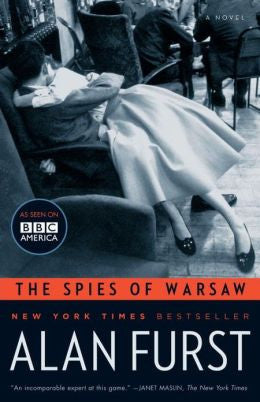 Furst, Alan - The Spies of Warsaw
