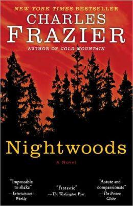 Frazier, Charles - Nightwoods