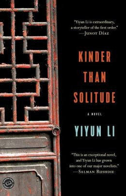 Li, Yiyun, Kinder Than Solitude