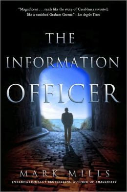 Mills, Mark - The Information Officer