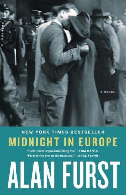 Alan Furst - Midnight in Europe