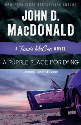 MacDonald, John D. - A Purple Place for Dying