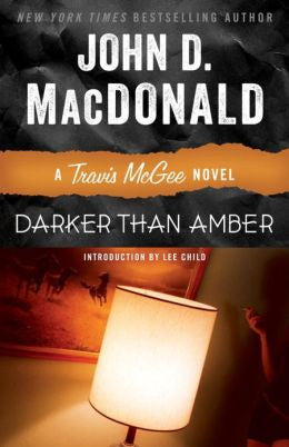 MacDonald, John D. - Darker Than Amber