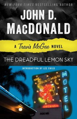 MacDonald, John D. - The Dreadful Lemon Sky