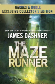 Dashner, James, The Maze Runner, Book 1