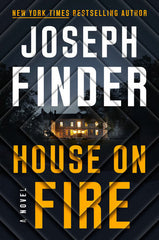 Joseph Finder - House on Fire