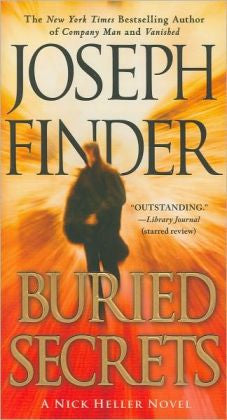 Finder, Joseph - Buried Secrets