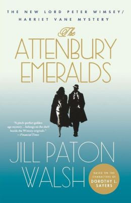 Jill Paton Walsh - The Attenbury Emeralds