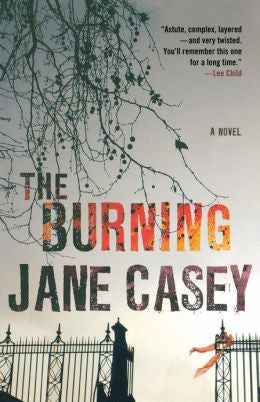 Casey, Jane - The Burning