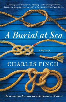 Finch, Charles - A Burial At Sea