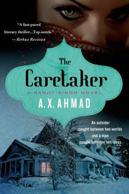 Ahmad, A .X. - The Caretaker