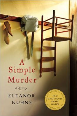Kuhns, Eleanor - A Simple Murder