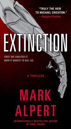Alpert, Mark - Extinction