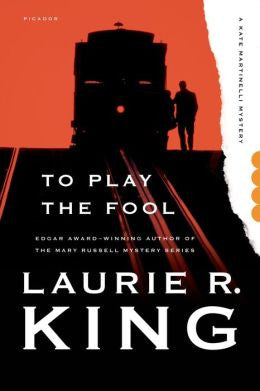 King, Laurie R. - To Play the Fool