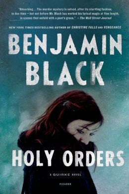 Black, Benjamin - Holy Orders