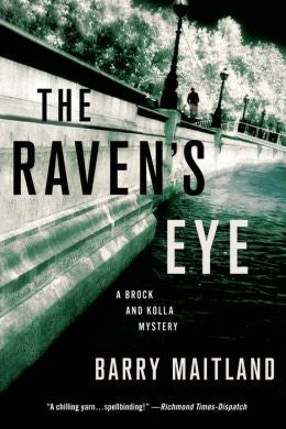 Barry Maitland - The Raven's Eye