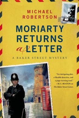 Michael Robertson - Moriarty Returns a Letter