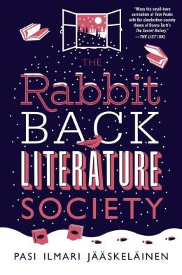 Pasi Ilmari Jaaskelainen - The Rabbit Back Literature Society