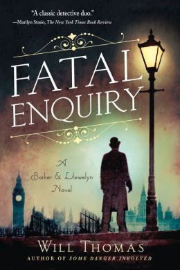 Thomas, Will, Fatal Enquiry