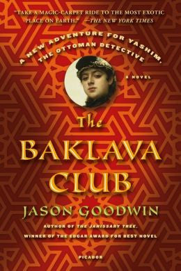 Goodwin, Jason - The Baklava Club