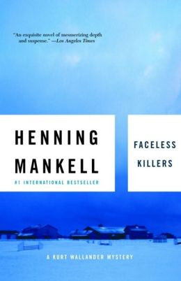 Mankell, Henning - Faceless Killers