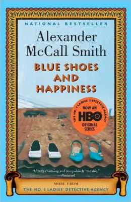 Smith, Alexander McCall - Blue Shoes and Happiness