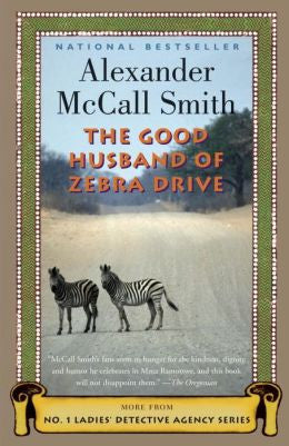 Smith, Alexander McCall - The Good Husband of Zebra Drive