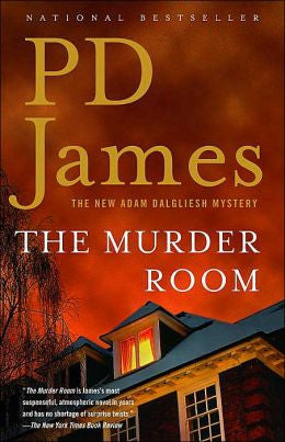 James, P.D. - The Murder Room