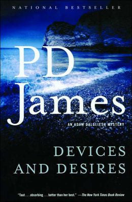 James, P.D. - Devices and Desires