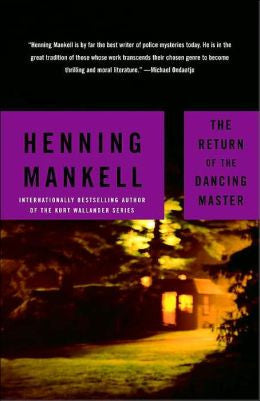 Mankell, Henning - The Return of the Dancing Master
