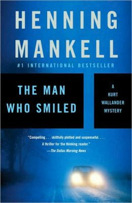 Mankell, Henning - The Man Who Smiled