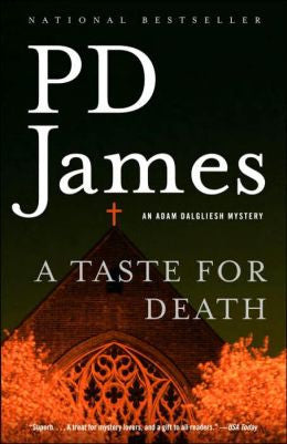 James, P.D. - A Taste for Death