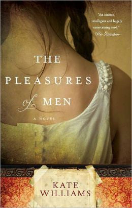 Williams, Kate - The Pleasures of Men