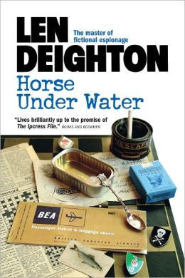 Deighton, Len - Horse Under Water
