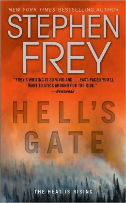 Frey, Stephen W - Hell's Gate