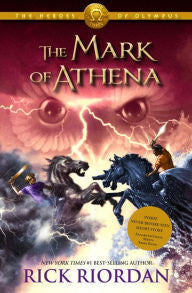 Riordan,Rick, The Heroes of Olympus, Bk 3, The Mark of Athena