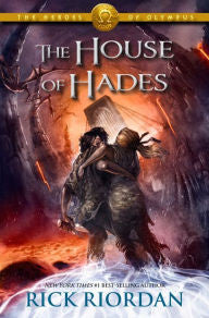 Riordan, Rick, The Heroes of Olympus, Bk 4, The House of Hades