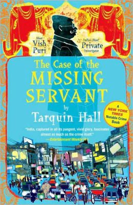 Hall, Tarquin - The Case of the Missing Servant
