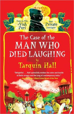 Hall, Tarquin - The Case of the Man Who Died Laughing