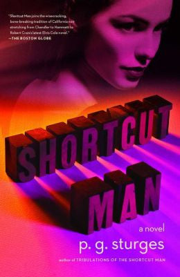 Sturges, P. G.  - Shortcut Man