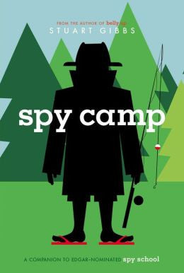 gibbs, stuart, spy camp