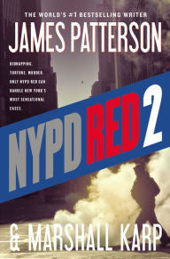 Patterson, James & Karp, Marshall, NYPD Red 2