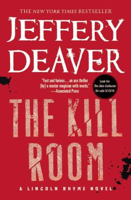 Deaver, Jeffery - The Kill Room