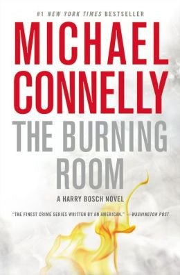 Michael Connelly - Burning Room