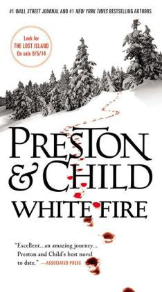 Preston, Douglas J.; Child, Lincoln - White Fire